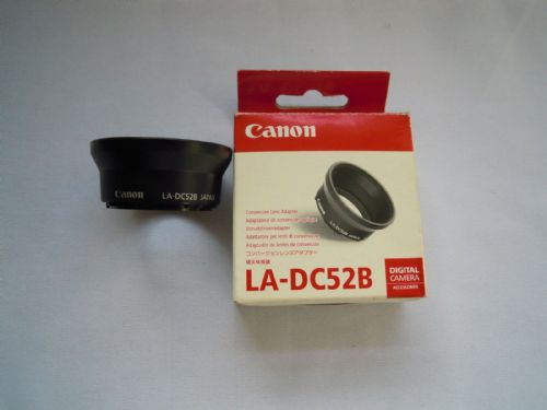 Canon LA-DC52B Conversion Lens Adapter